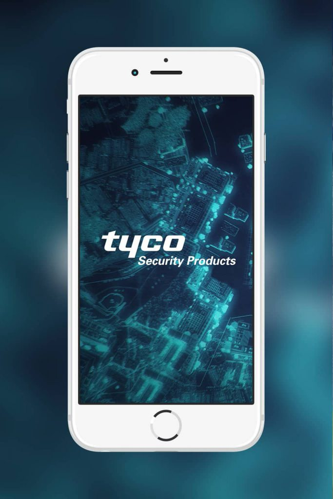 Tyco Security Products Animation
